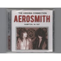The Virginia Connection - Hampton, VA 1987 / Aerosmith [New CD] [Import]