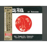 At Budokan:  The Complete Concert / Cheap Trick [Used CD] [2CD+DVD] [Sealed]