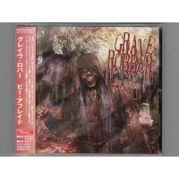 Be Afraid / Grave Robber [Used CD] [w/obi]