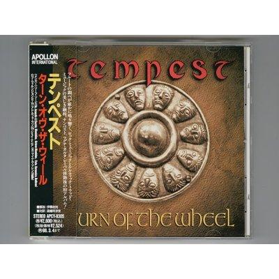 Photo1: Turn Of The Wheel / Tempest [Used CD] [w/obi]