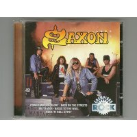 Champions Of Rock / Saxon [Used CD] [Import]