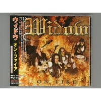 On Fire / Widow [Used CD] [w/obi]