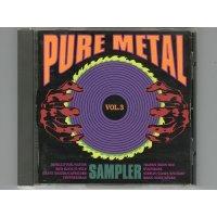 Pure Metal Sampler Vol. 3 / V.A. [Used CD]