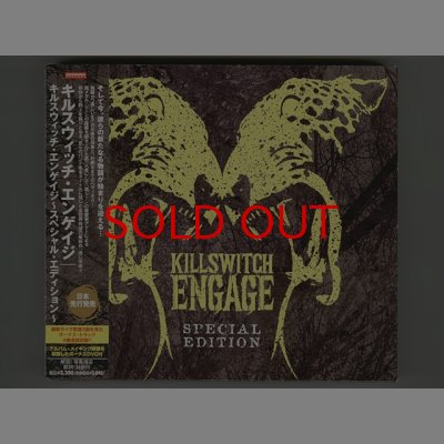 Photo1: St -Special Edition- / Killswitch Engage [Used CD] [CD+DVD] [Digipak] [w/obi]
