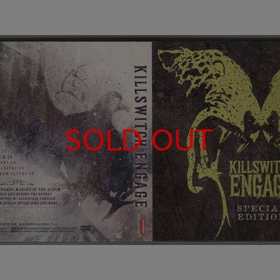 Photo3: St -Special Edition- / Killswitch Engage [Used CD] [CD+DVD] [Digipak] [w/obi]