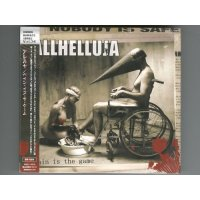 Pain Is The Game / Allhelluja [New CD] [Digipak]