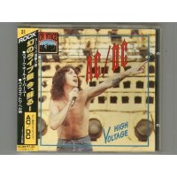 High Voltage / AC/DC [Used CD] [Import] [w/obi]