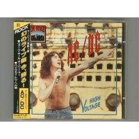 High Voltage / AC/DC [Used CD] [Import] [w/obi]
