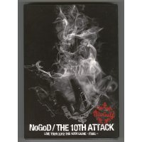 The 10th Attack - Live Tour 2012 The 10th Game ~Final~ / NoGoD [Used DVD]