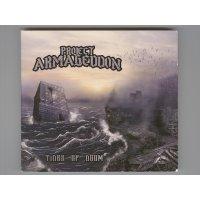 Tides Of Doom / Project Armageddon [Used CD] [Digipak] [Import]