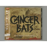 Bears, Mayors, Scraps & Bones / Cancer Bats [Used CD] [w/obi]