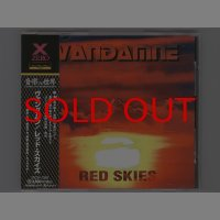Red Skies / Vandamne [Used CD] [w/obi]