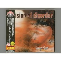 Imprint / Vision Of Disorder [Used CD] [w/obi]