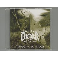 Through Weird Woods / Dies Ater [Used CD] [Import] [Promo/Sample]