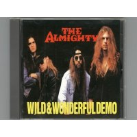 Wild & Wonderful Demo / The Almighty [Used CD]