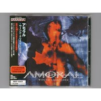 Wound Creations / Amoral [Used CD] [w/obi]
