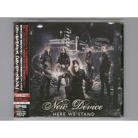 Here We Stand / New Device [Used CD] [w/obi]