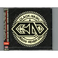 Deeds Never Die / Clack-Nash [Used CD] [Sealed]