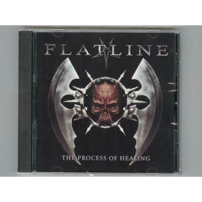 Photo1: The Process Of Healing / Flatline [New CD] [Import]