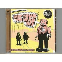 Earache: Chop Your Own Head Off / V.A. [Used CD] [CD+DVD] [Import]