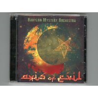 Axis Of Evil / Babylon Mystery Orchestra [New CD] [2468CD] [Import]