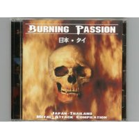 Burning Passion Japan-Thailand Metal Attack Compilation [New CD] [Import]