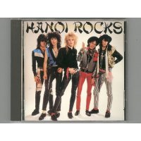 Self Destruction Blues / Hanoi Rocks [Used CD]
