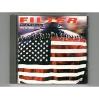 Where Do We Go From Here / Filter [Used CD] [Single] [Promo] [Import]