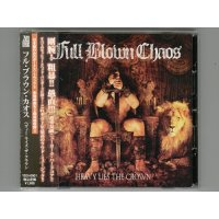 Heavy Lies The Crown / Full Blown Chaos [Used CD] [w/obi]