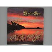 Infinite Sky / Kingdom Saga [Used CD] [Single] [Paper Sleeve]