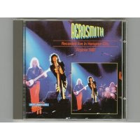 Live In Virginia 1987 / Aerosmith [Used CD] [Import]