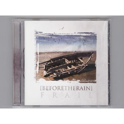 Photo1: Frail / Before The Rain [Used CD] [Import]