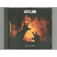 Into The Web / Asylum [Used CD] [Import]