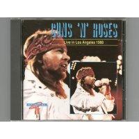 Live In Los Angeles 1988 / Guns 'N' Roses [Used CD] [Import]