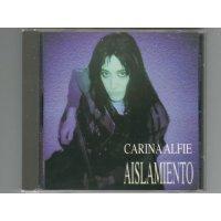 Aislamiento / Carina Alfie [New CD] [CD-R] [Import]