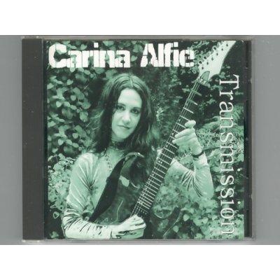 Photo1: Transmission / Carina Alfie [New CD] [Import]