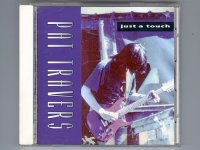 Just A Touch / Pat Travers [Used CD]