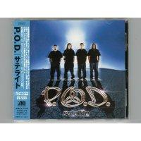Satellite / P.O.D. [Used CD] [Sample] [w/obi]