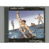 Bad Heir Ways / Under-Radio [New CD] [Import]