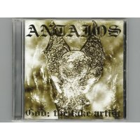 God; The Fake Artist & Waters Of Styx / Antaios & Stigmatic Chorus [Used CD] [Split] [Import]