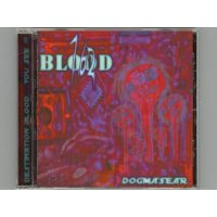 Dogmasear / Blood 7.62 [Used CD] [Import]