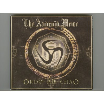 Photo1: Ordo Ab Chao / The Android Meme [Used CD] [Digipak] [Import]