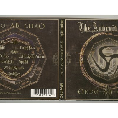 Photo3: Ordo Ab Chao / The Android Meme [Used CD] [Digipak] [Import]