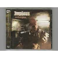 Hellucinate / Impious [Used CD] [w/obi]