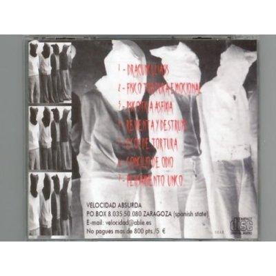 Photo2: Fisico Tortura Emocional / Velocidad Absurda [New CD] [Import]