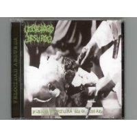 Fisico Tortura Emocional / Velocidad Absurda [New CD] [Import]