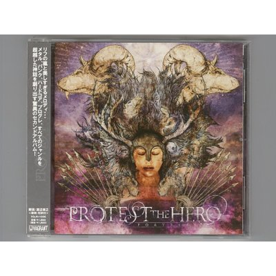 Photo1: Fortress / Protest The Hero [Used CD] [w/obi]