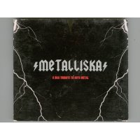 Metalliska - A Ska Tribute To 80's Metal - / V.A. [Used CD] [Digipak] [Import]