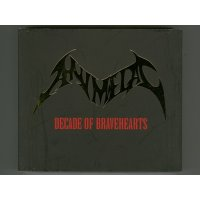 Decade Of Bravehearts / Animetal [Used CD] [CD+DVD]