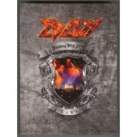 Fucking With F***: Live / Edguy [Used DVD] [DVD+2CD] [Digipak] [1st Press]